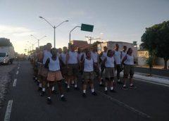 Capim Grosso e adjacências recebem 47 novos policiais.