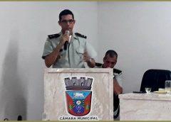 Valente: Tenente Sidinei assume o comando do 2º Pelotão nesta quinta-feira.