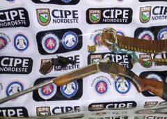 Homem acusado de comercializar armas de fogo é preso em Retirolândia.