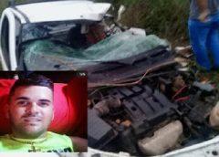 Homem morre após grave acidente em Gavião.